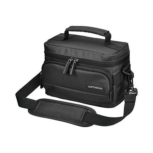 HAKUBA カメラバッグ ルフトデザイン アーバンウォーカー ショルダーバッグ S 1.6L ブラック SLD-UW-SBSBK|adnext