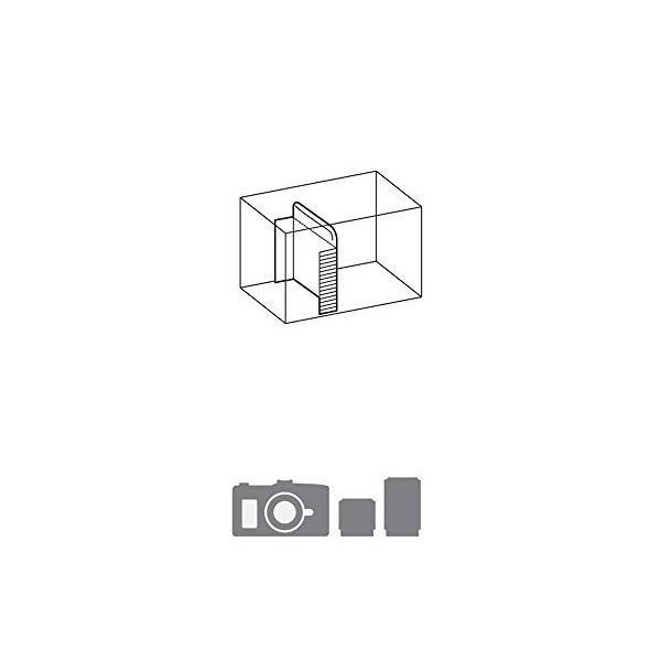 HAKUBA カメラバッグ ルフトデザイン アーバンウォーカー ショルダーバッグ S 1.6L ブラック SLD-UW-SBSBK|adnext|06