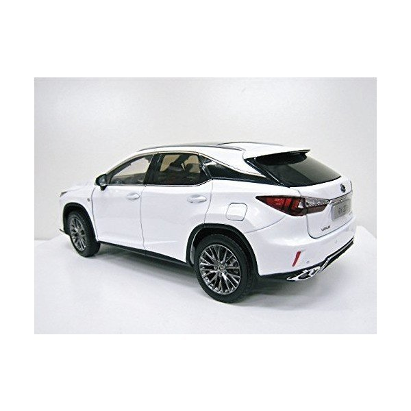 Lexus特注 1/18 レクサス RX 200t Fスポーツ (ホワイト) 2016|adnext|02