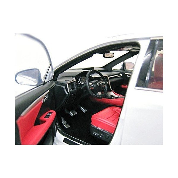 Lexus特注 1/18 レクサス RX 200t Fスポーツ (ホワイト) 2016|adnext|06