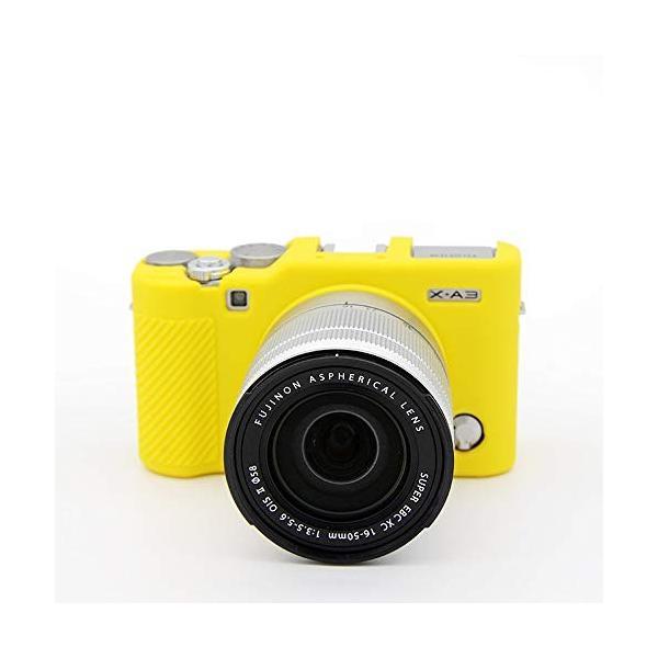 Fujifilm Fuji 富士 PEN X-A3 X-A5 X-A10 XA3 XA5 XA10 カメラカバー シリコンケース シリコンカバー カメ adnext