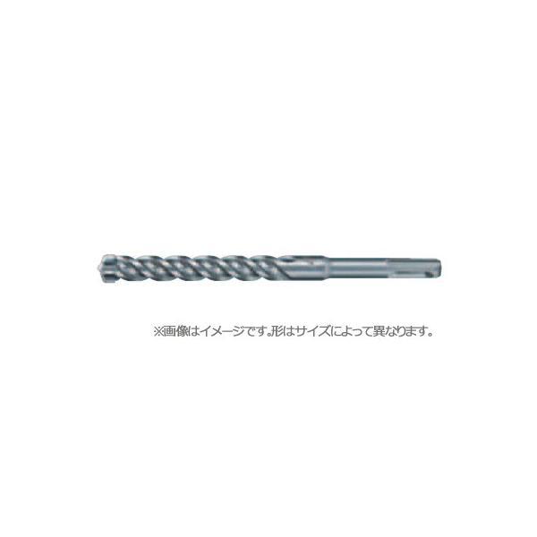 マキタ電動工具 3Dプラス超硬ドリル SDSプラスシャンク 12.7x165(A-54455)