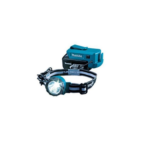 マキタ 充電式ヘッドライト ML800 本体のみ (バッテリ・充電器別売)