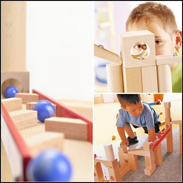 ハバ社 HABA 組立てクーゲルバーン HA1136 3歳以上 知育玩具 連結できる 追加できる 積木|adoshop|03