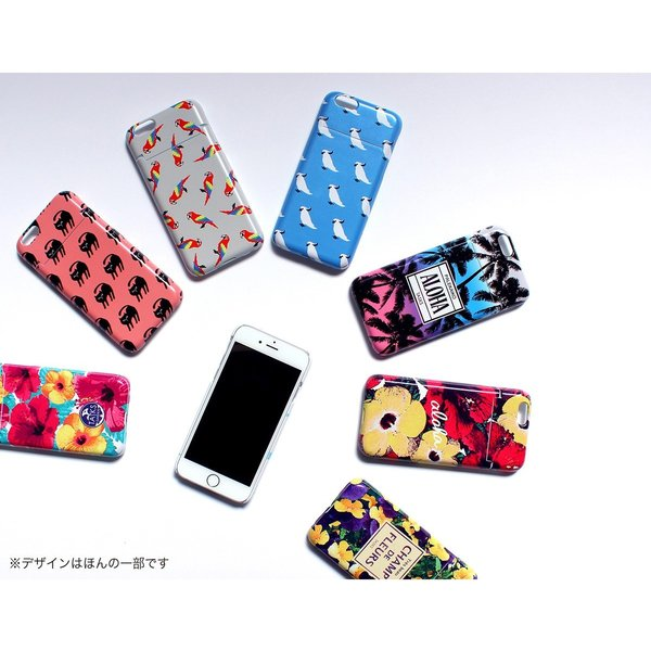 iPhone XS ケース iPhoneX iPhone8 iPhone7 ケース カード収納  鏡付き 背面収納|advan|04