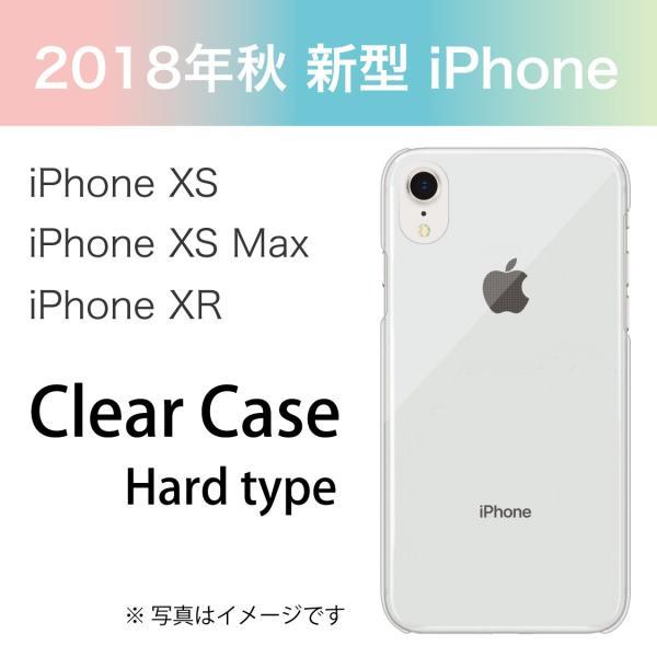 iPhoneXR iPhoneXSMax iPhoneXS iPhoneX ケース クリアケース シンプル ポイント消化|advan|02