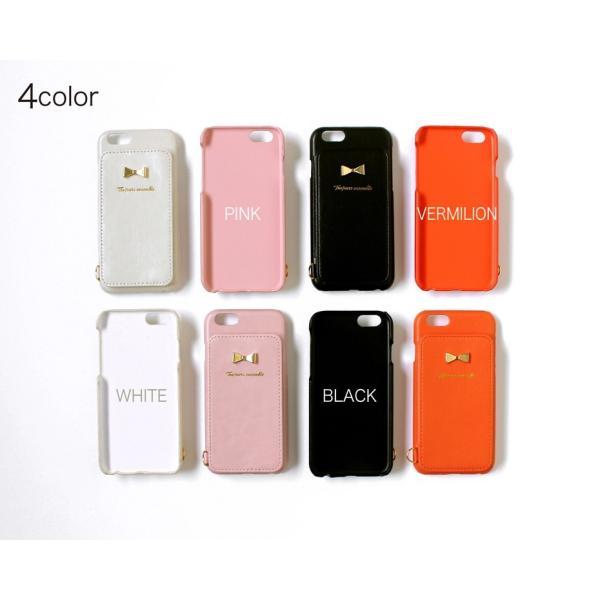 1000円ポッキリ iPhone6s iPhone6 ケース カード背面収納 鏡付き ストラップ付|advan|20