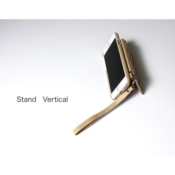 1000円ポッキリ iPhone6s iPhone6 ケース カード背面収納 スタッズ 鏡付き advan 09