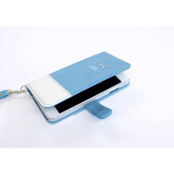 1000円ポッキリ iPhone6s iPhone6 ケース 手帳型 スワロフスキー|advan|04