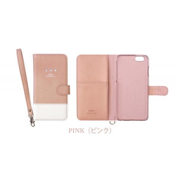 1000円ポッキリ iPhone6s iPhone6 ケース 手帳型 スワロフスキー|advan|08