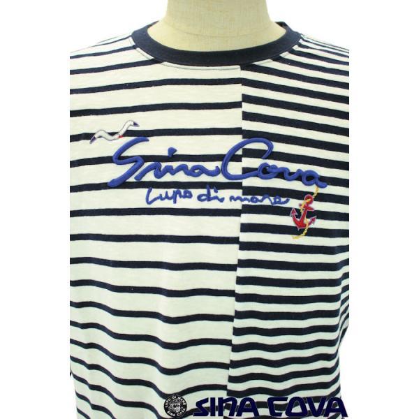 シナコバ Tシャツ 長袖 セール 2019春夏新作 メンズ 日本製 19120020-920|advance-selectshops|04