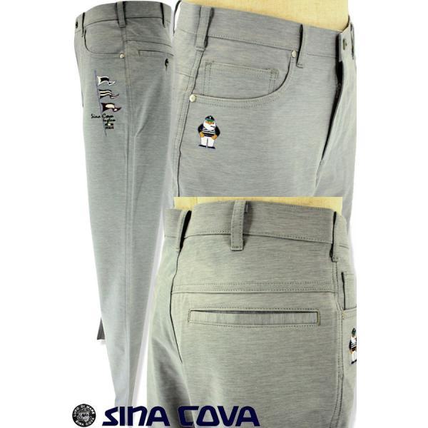 シナコバ セール ゴルフ パンツ メンズ 2019春夏新作 19155020-130|advance-selectshops|03