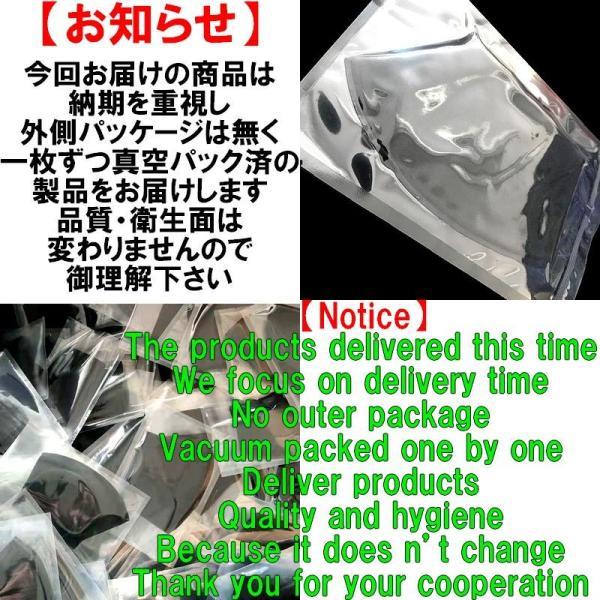 在庫あり 洗って繰り返し利用できる ピッタリ マスク レギュラーサイズ 個包装 3枚セット パッケージなし 花粉症 対策 風邪 感染症 対策 耳が痛くならない|advanceworks2008|06