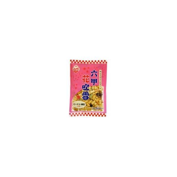 (送料無料)(代引き不可)植垣米菓 六甲花吹雪 98g×12|advanceworks2008