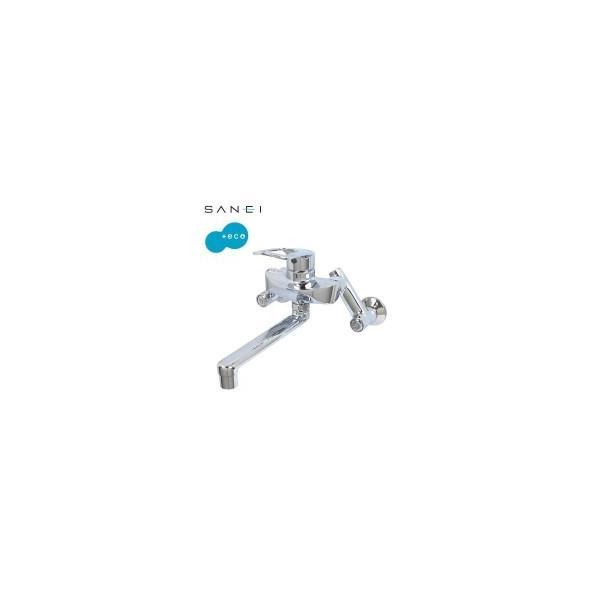 (送料無料)三栄水栓 SANEI シングル混合栓 K1712E-3U-13