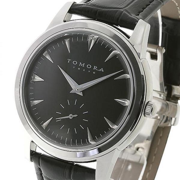 (送料無料)TOMORA TOKYO(トモラ トウキョウ) 腕時計 T-1602-SSBK