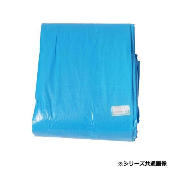 (送料無料)(代引き不可)萩原工業 日本製 ♯2500 OSシート ブルー 10×10m 約60畳