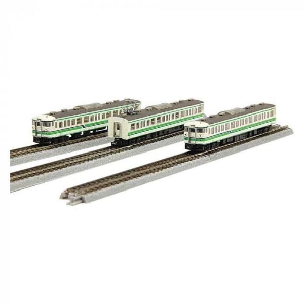 (送料無料)115系 1000番代 新潟色 3両セット T011-4
