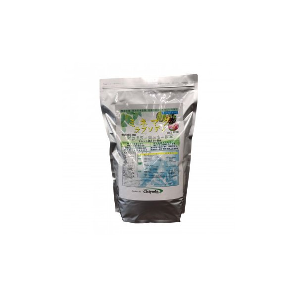 (送料無料)(代引き不可)千代田肥糧 ミネマグラプソディ(WMg12-WMn6-WBo2) 5kg×4袋 225002