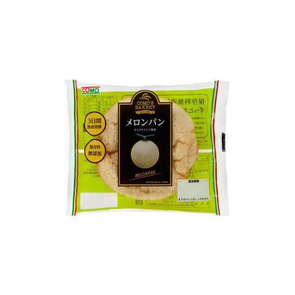 (送料無料)(代引き不可)コモのパン メロンパン ×12個セット