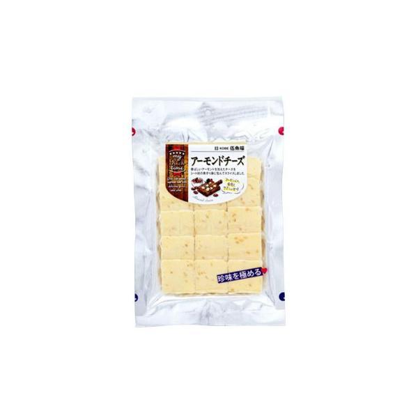 (送料無料)(代引き不可)伍魚福 おつまみ アーモンドチーズ 58g×10入り 213140