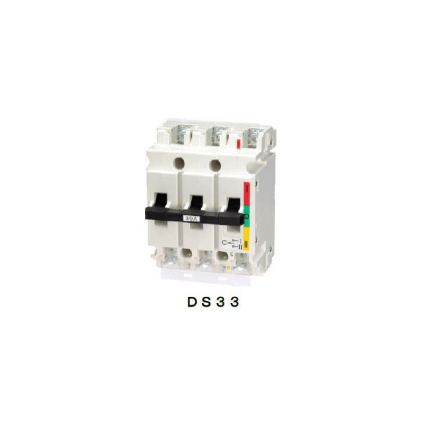 日東工業 DS33 3P 30A 切替開閉器|adwecs