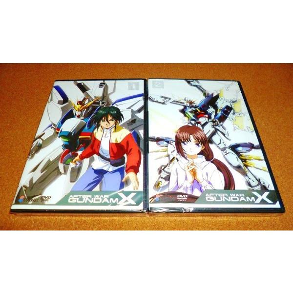 新品DVD 機動新世紀ガンダムX 全39話セット 国内プレイヤーOK adws