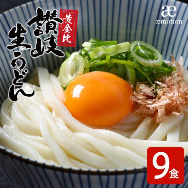 ( 讃岐生うどん 国産小麦 生うどん 食物繊維入 9食 ) ワンコイン お試し  食物繊維 生麺 うどん(900g) 送料無料 ギフト