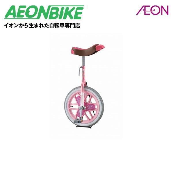 【送料無料】ブリヂストン 一輪車 スケアクロウA ピンク 18インチ (18型)