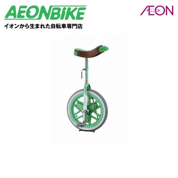 【送料無料】ブリヂストン 一輪車 スケアクロウA グリーン 18インチ (18型)