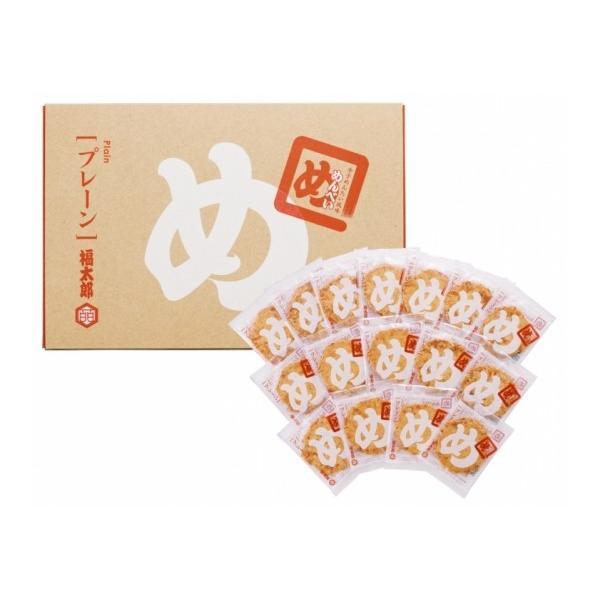 めんべい(プレーン) 2枚×16袋入 山口油屋福太郎