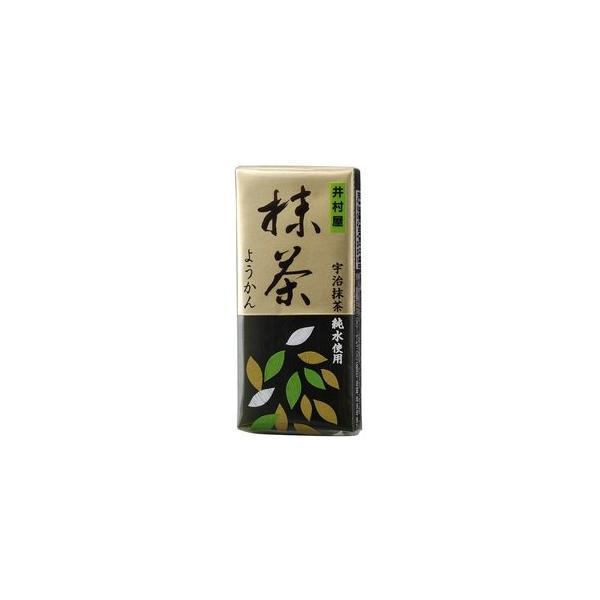井村屋 58g ミニようかん 抹茶 58g×10個 afan-mori