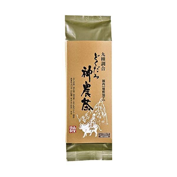 OSK(9種調合健康茶)どくだみ神農茶400g|afan-mori