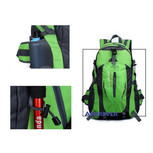 旅行リュック リュックサック メンズ レディース 大容量 バッグ バックパック 40L 登山 アウトドア 撥水 新作 送料無料 aforever 15