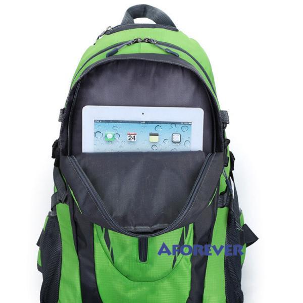 旅行リュック リュックサック メンズ レディース 大容量 バッグ バックパック 40L 登山 アウトドア 撥水 新作 送料無料 aforever 19