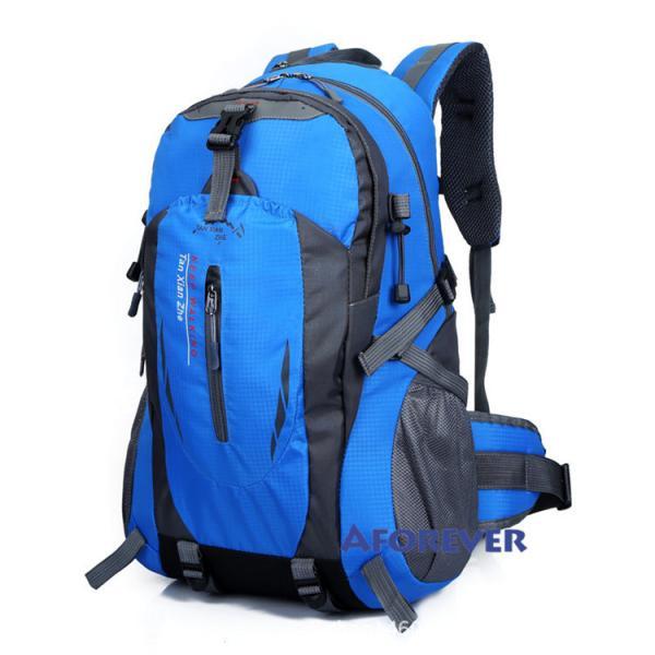 旅行リュック リュックサック メンズ レディース 大容量 バッグ バックパック 40L 登山 アウトドア 撥水 新作 送料無料 aforever 04