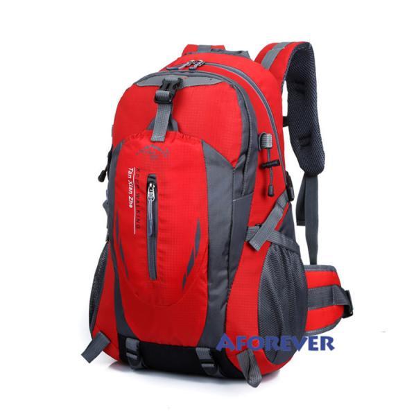 旅行リュック リュックサック メンズ レディース 大容量 バッグ バックパック 40L 登山 アウトドア 撥水 新作 送料無料 aforever 05