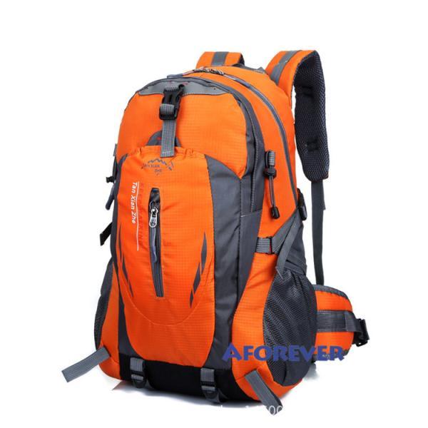 旅行リュック リュックサック メンズ レディース 大容量 バッグ バックパック 40L 登山 アウトドア 撥水 新作 送料無料 aforever 06