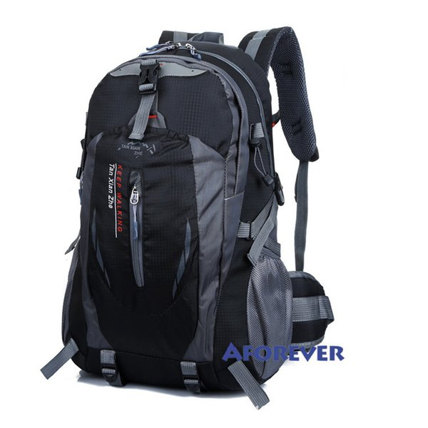 旅行リュック リュックサック メンズ レディース 大容量 バッグ バックパック 40L 登山 アウトドア 撥水 新作 送料無料 aforever 08