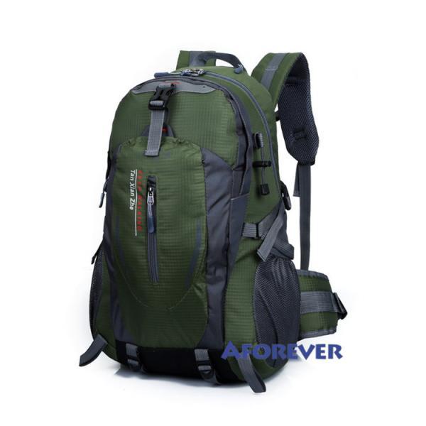 旅行リュック リュックサック メンズ レディース 大容量 バッグ バックパック 40L 登山 アウトドア 撥水 新作 送料無料 aforever 09