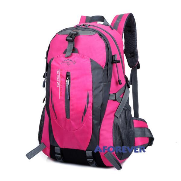 旅行リュック リュックサック メンズ レディース 大容量 バッグ バックパック 40L 登山 アウトドア 撥水 新作 送料無料 aforever 10