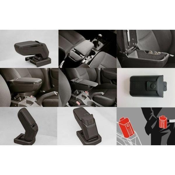 ARMSTER アームスター2 携帯ポケット付 VW フォルクスワーゲン POLO ポロ 6R/6C 09〜 ブラック/ブラック[V00288]|afterparts-jp|06