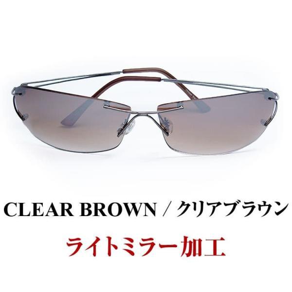 8/26日まで999円送料無料 イタリーデザインAGAINサングラス 眼にやさしい ライトカラー UVカットレンズ 軽いミラー加工|again|02