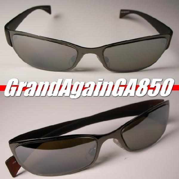 イタリーデザインAGAINサングラス/サングラス メンズ UV 100% カット/サングラス スクエア|again