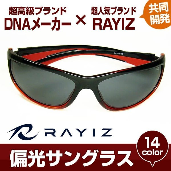 15,984円→81%OFF送料無料 RAYIZ レイズ クリスタルシャドウ 偏光サングラス 全10色 日本のTOP級ブランドDNAメーカーと共同開発|again|02