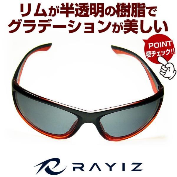 15,984円→81%OFF送料無料 RAYIZ レイズ クリスタルシャドウ 偏光サングラス 全10色 日本のTOP級ブランドDNAメーカーと共同開発|again|04