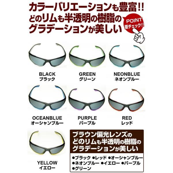 15,984円→81%OFF送料無料 RAYIZ レイズ クリスタルシャドウ 偏光サングラス 全10色 日本のTOP級ブランドDNAメーカーと共同開発|again|05