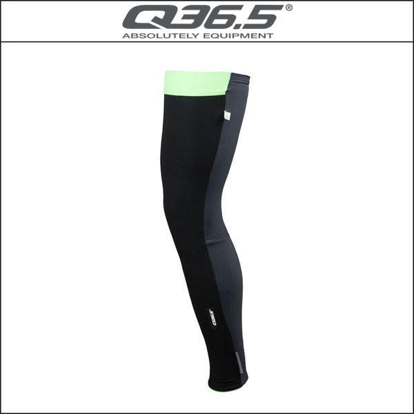 Q36.5/キューサーティーシックスポイントファイブ  UF Hybrid Shell Leg Warmer UF ハイブリッドシェル レッグウォーマー