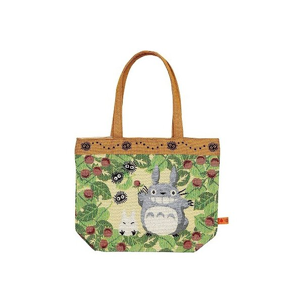 ギフト 内祝い お礼 お返し となりのトトロ 森いちご ゴブラン織りミニバッグ 1165032500 ●のし・包装不可