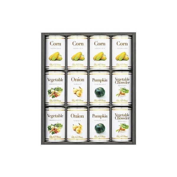 ギフト 内祝い お返し ホテルニューオータニ スープ缶詰セット AOR-50 出産 結婚 ギフトセット